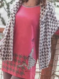 Vêtement interieur Rose Pomme